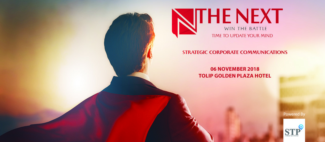 The Next – Win The Battle Conference