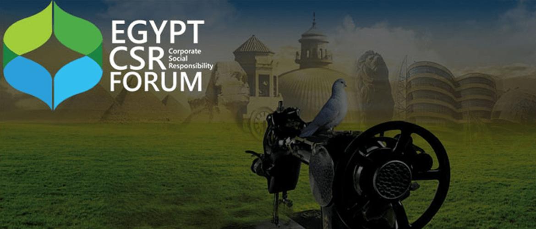 4th Egypt CSR Forum – 7 & 8 May 2018