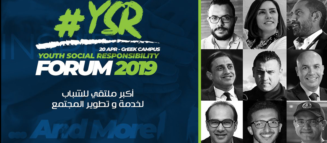 Youth Social Responsibility Forum 2019