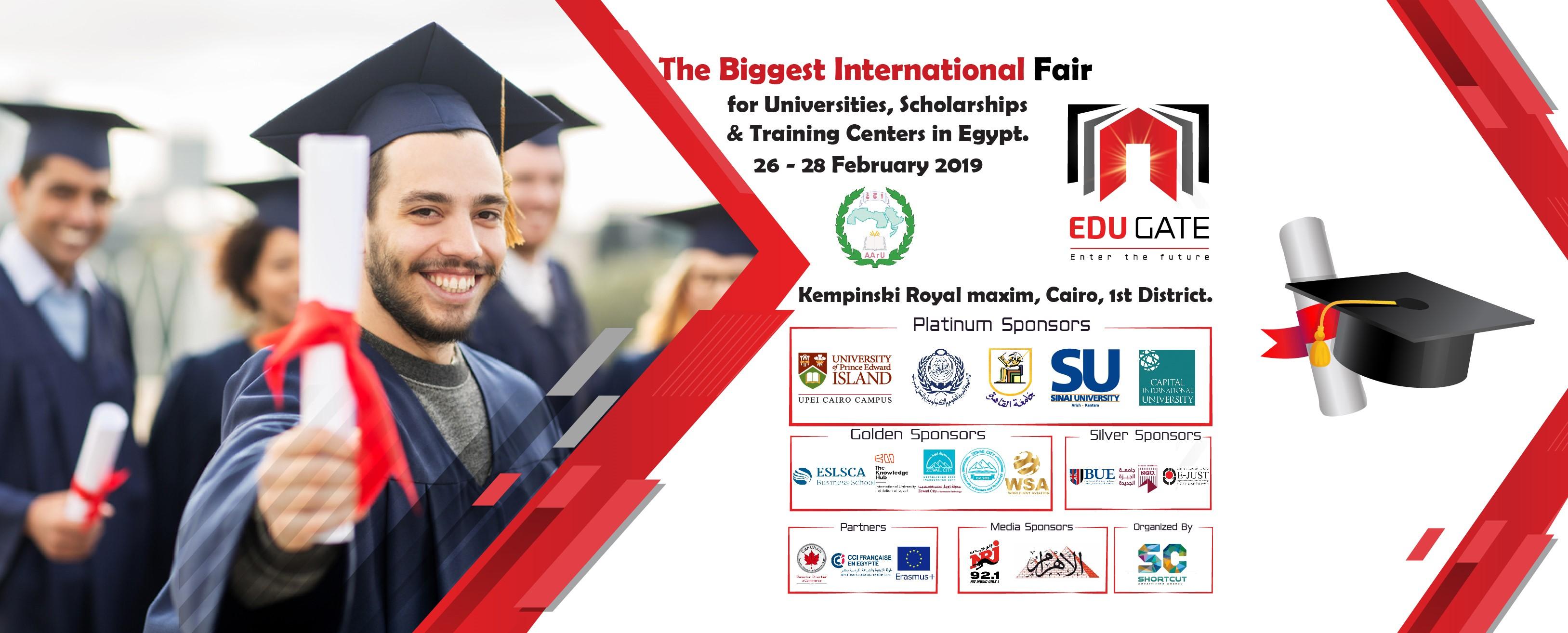 The Fourth International Educational Fair EDU GATE 2019